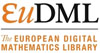 European Digital Mathematics Library project website